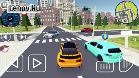Driving School 3D v 20180611 (Mod Money/Unlocked)