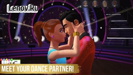Dancing With The Stars v 2.10 Мод (Unlimited Energy/Gems)