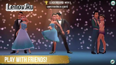 Dancing With The Stars v 3.23.0 Мод (Unlimited Energy/Gems)