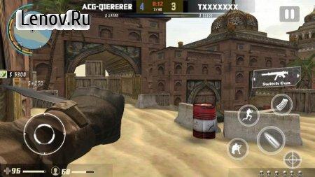 Critical Strike Shoot Fire V2 v 1.4 Мод (много денег)