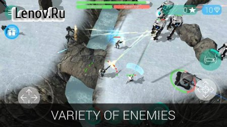 CyberSphere: TPS Online Action Game v 2.23.64 (Mod Money/Free Shopping)
