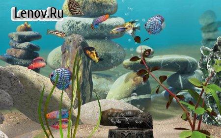 MyLake 3D Aquarium v 1.2.7180 Мод (Unlocked)