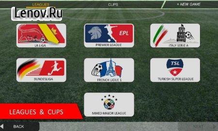 Mobile Soccer League v 1.0.22 Мод (много денег)
