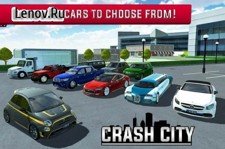 Crash City: Heavy Traffic Drive v 1.0 (Mod Money)