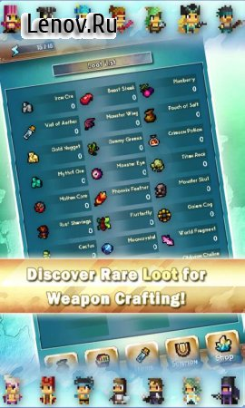 Dragonbolt Vanguard v 1.4 Мод (Max characters/weapons/spheres level)
