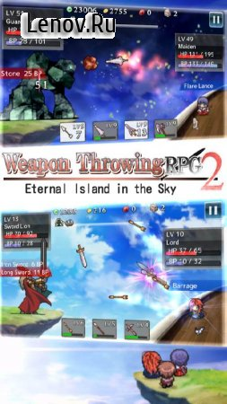 Weapon Throwing RPG 2 v 1.1.1 (Mod Money)