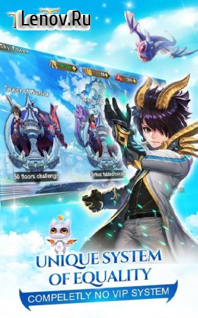Tales of Thorn v 2.13.5 Мод (Unlimited Skill/God Mode/One Hit/Dump Enemies)