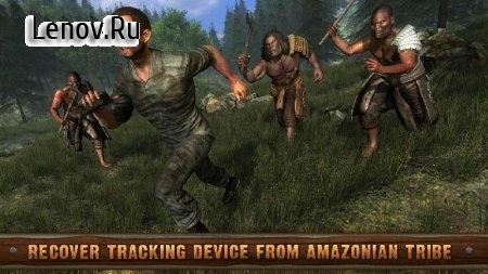 Amazon Jungle Survival Escape (обновлено v 1.4) (Mod Money)