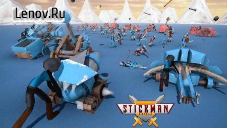 Ultimate Stickman Battle Simulator v 1.1 (Mod Money)