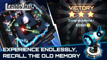 Alien Demons TD: 3D Sci fi Tower Defense Game v 1.3 (Mod Money)