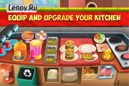 My Burger Shop 2 - Fast Food Restaurant Game v 1.2.3 (Mod Money)