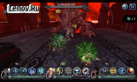 GuardiansWar : Quest RPG (обновлено v 1.0.33) (god mode/up to 100x dmg & def/max vip)