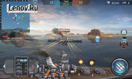 Warship Attack 3D v 1.0.2 (Mod Money)