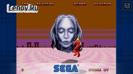 Space Harrier II Classic v 4.1.1 Мод (Unlocked)