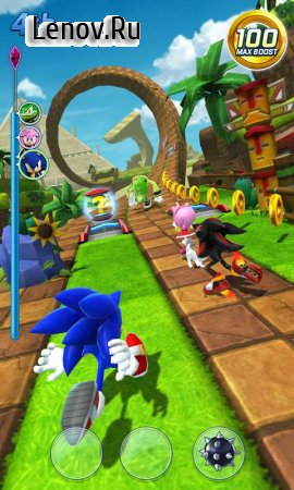 Sonic Forces: Speed Battle v 2.10.0 Мод (Unlocked)