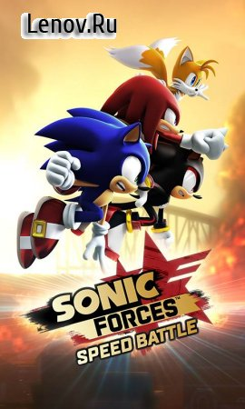 Sonic Forces: Speed Battle v 2.17.0 Мод (Unlocked)