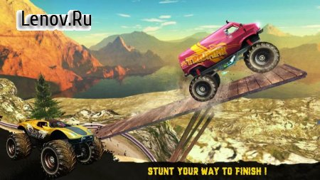4X4 OffRoad Racer - Racing Games v 1.1 Мод (Unlimited Golds/All Levels/Tracks Unlocked)