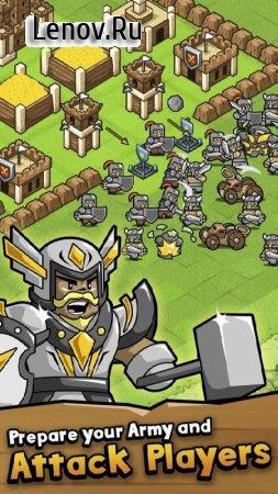 Mini Kingdoms v 0.3.3 Мод (High gem reward)
