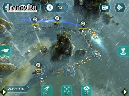 Naval Storm TD v 0.9.3 Мод (Unlocked/Money)