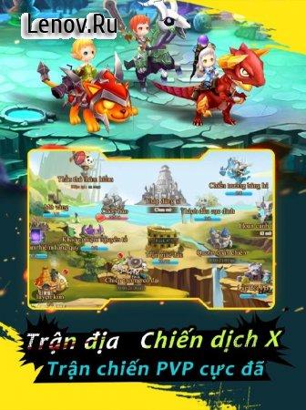 Battle of the Bold - Game Mobile action 3D Cute (Chiến Tích Dũng Sĩ) v 1.1.0 (x10 damage/Defense/Menu Mod)