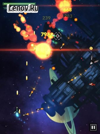 Gemini Strike Space Shooter (обновлено v 1.5.1) (Mod Money)