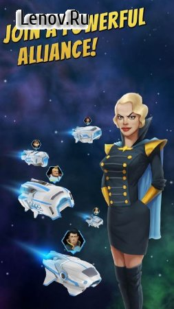 Star Squad Heroes v 1.07 Мод (1 HIT KILL)