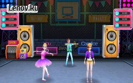 Dance Clash: Ballet vs Hip Hop v 1.1.20 Мод (Unlocked)