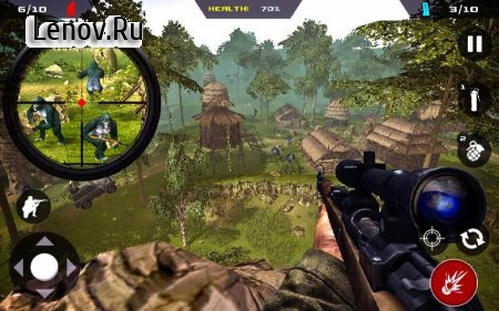 Apes Hunter - Jungle Survival (обновлено v 1.1.3) (Mod Money)