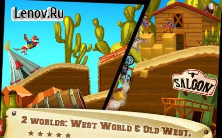 Wild West Race v 3.61 (Mod Money)
