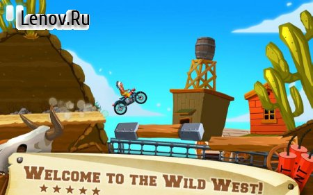 Wild West Race v 3.61 (Mod Money)