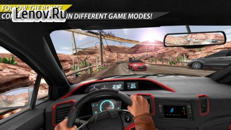 Car In Traffic 2018 v 1.2.9 (Mod Money)