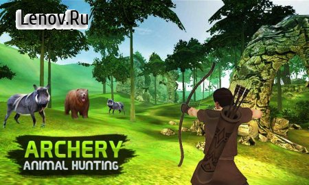 Archery Animals Hunting 3D v 2.2 (God Mode)