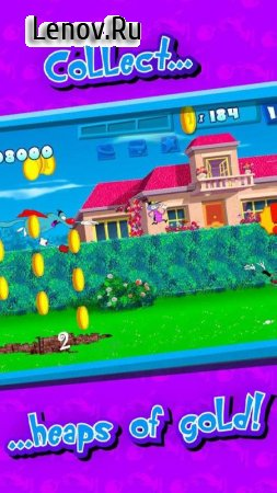 OGGY v 1.3.1 Мод (Unlimited Coins)