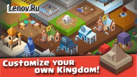 Island Kingdom - Clans to Empires v 1.4 (Mod Money)