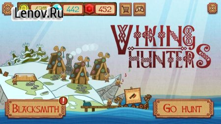 Viking Hunters v 1.0.1 Мод (All Currency/Premium)