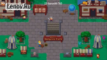 Dungeon Park Heroes v 1.0 (Mod Money)