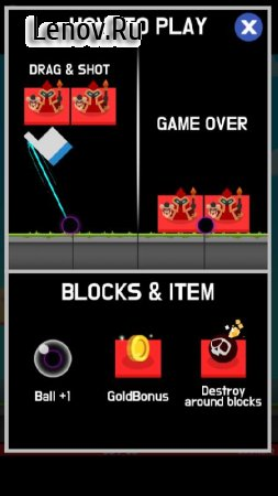 BlockBreaker Syndra v 1.0 (Mod Money/Ads-free)
