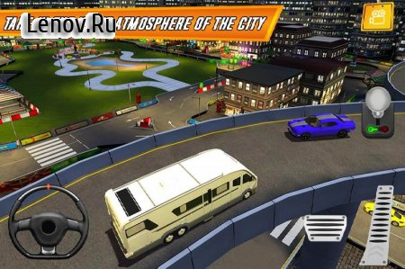 Action Driver: Drift City v 1.0 (Mod Money)