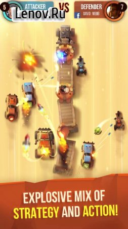 Fury Cars v 0.3.6 (Mod Money)