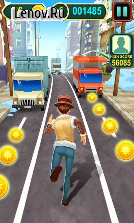 Subway Rush Runner v 1.0.7 (Mod Money)