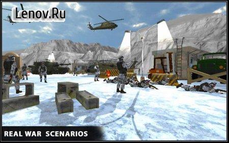 Snow War Shooter 2017 v 1.0 (Mod Money)