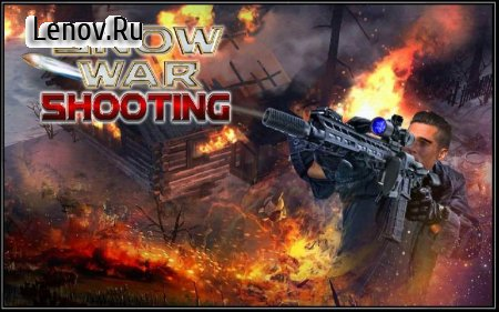 Snow War Shooter 2017 v 1.0 (Mod Money)