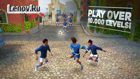 SkillTwins Football Game 2 v 1.3.3 (Mod Money/Skill/Unlocked)