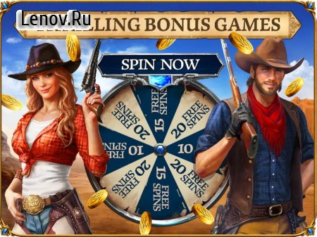 Slots Era: Play Free Casino Slots Machine Online v 1.64.0 Мод (Unlimited Coins/No Cheat Detection)