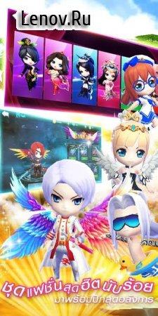 Dream Kingdom v 1.0.7 (Mod Money & More)
