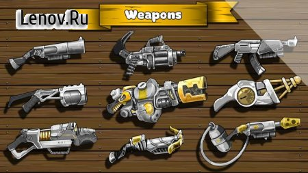 Metal Defender: Battle Of Fire v 1.0 (Mod Ammo)