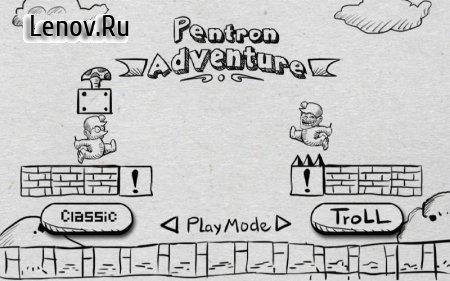Super Pentron Adventure : Super Hard v 1.06 (Mod Money)