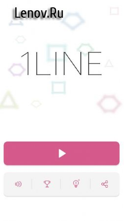 1LINE - one-stroke puzzle game v 2.1.0 (Mod Hints)