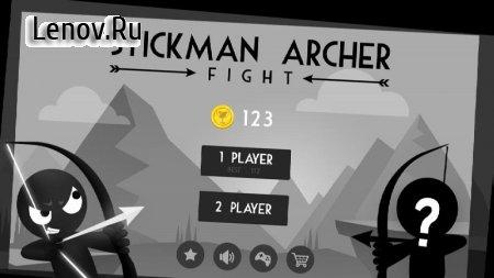 Stickman Archer Fight v 1.6.0 (Mod Money)