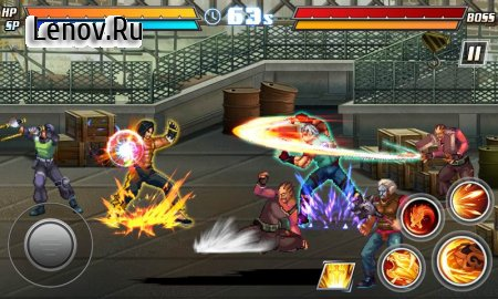 Death Street Fight 2 v 1.0.2 Мод (Unlimited money/gold/Ads removed)
